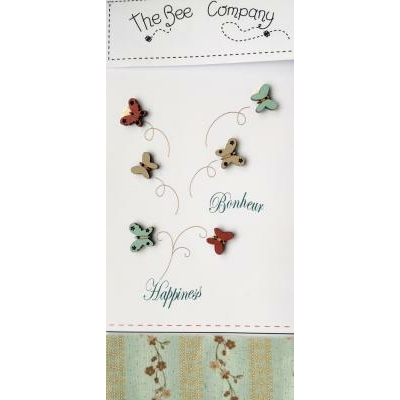 Boutons-papillons-bois-