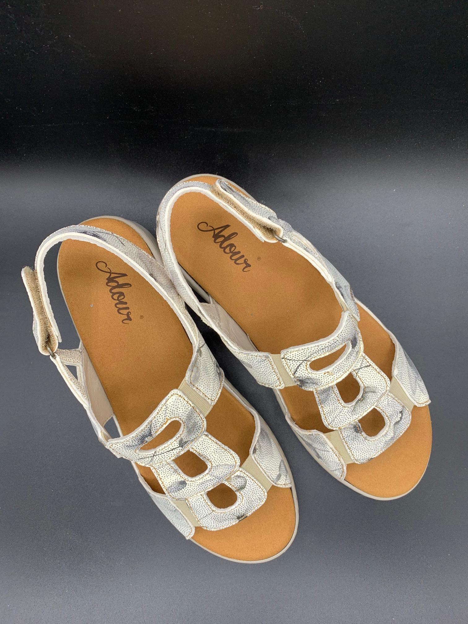 Chaussures médicales CHUT femme AD 2368(1)- Alpha medical service calais