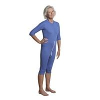 Pyjama-combinaison mixte GIBRALTAR bleu