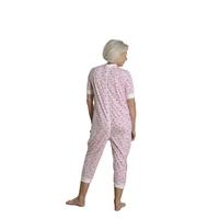 Pyjama-combinaison femme Drake rose