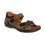 Sandale-CHUT-AD-2281B-marron-clair-Homme-AD2281B