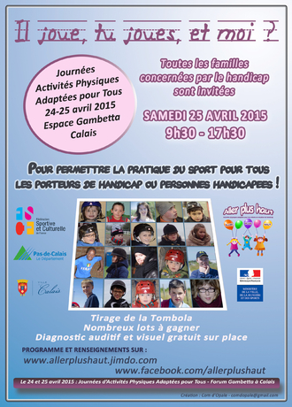 flyer evenement A5