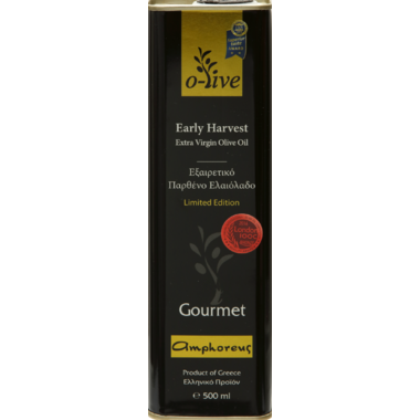 Huile d'olive extra vierge Gourmet