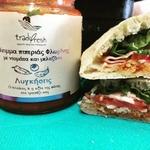 Sandwich crème Poivron rouge
