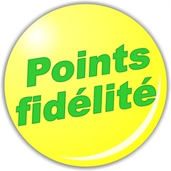 points fidelite