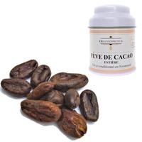 Fève de cacao torréfiée