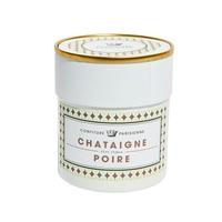 Confiture - Châtaigne, poire et fève tonka