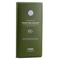 Mendiant 64% - Chocolat noir
