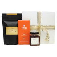 Thé parfumé - Miel - Chocolat - Trio à personnaliser