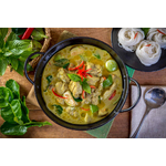CURRY-VERT-POULET-ORANESSENCE