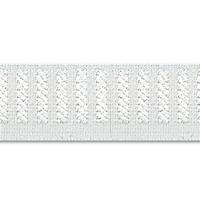 Elastique Gros Grain 25mm (Rouleau 25 metres)