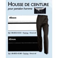 Housse de ceinture Pantalon Homme 45mm (Rouleau 10Metres)