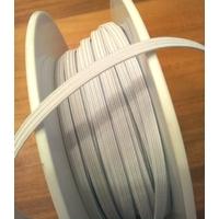 Tresse Elastique Plate (Rouleau 100 metres)