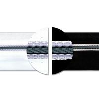 Housse de ceinture Pantalon Homme Gomme Anti dérapante 55mm (Rouleau 5Metres)
