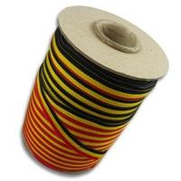 Ruban Tricolore 10mm (rouleau de 50 mètres)