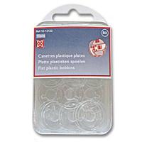 Canettes Plastiques Plates (Blister de 10 pièces)