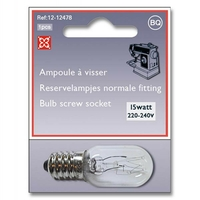 Ampoule à Visser 15 WATT - 220-240 V