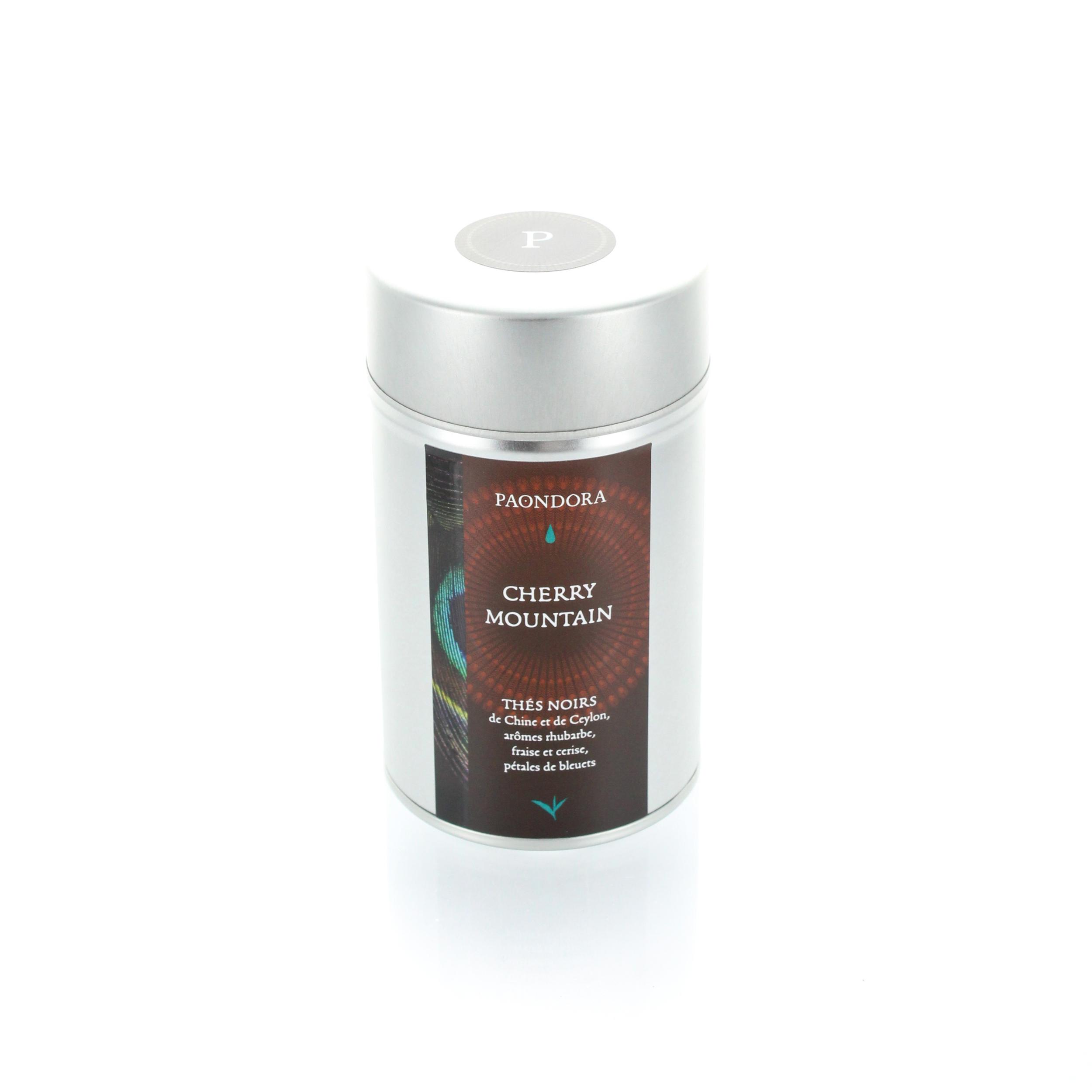 Saveur des thés - Paondora, votre thé au quotidien