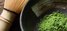 Cérémonie du thé matcha