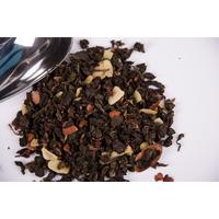 Pochette de thé oolong parfumé au chocolat et aux amandes : Thé de Pâques