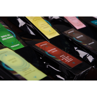 "Assortiment Thés et Infusions : SELF TEA ""Les 3 Fruits du verger"""