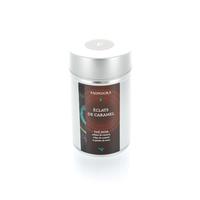Boite à thé noir : Eclats de caramel