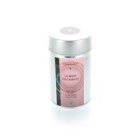Boite à thé vert : La rose des sables