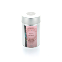 Boite à thé blanc : Pierre de lune