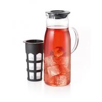 Carafe à thé glacé avec filtre