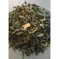 Lot de 10 Pochettes de thé : Jardin vert aux 7 agrumes
