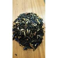 Pochette de thé noir : O fleurs divines ! - 100g