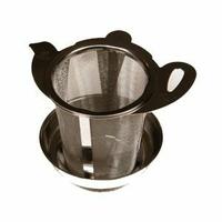 Filtre à thé en inox théière