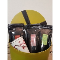 """Coffret Cadeau thé """"Journée thés & tisanes"""""""