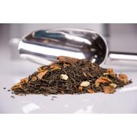 Pochette de thé noir sombre : Pu 'Er de Noël - 100g