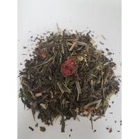 Pochette de thé vert parfumé : Miss Litchi