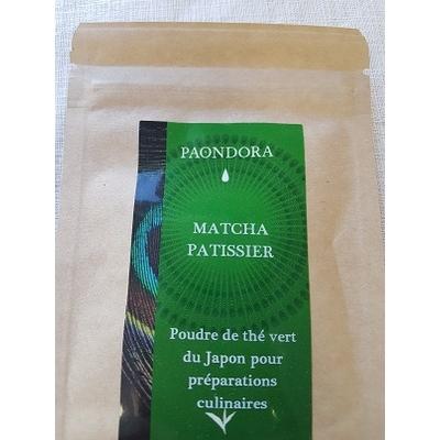 Matcha Pâtissier