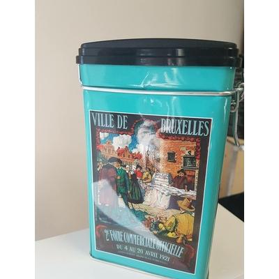 boite à café bruxelles