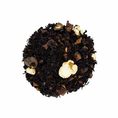 thé noir couleur café