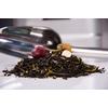 Pochette Mélange de thés noir et vert : Au paradis tropical - 100g