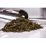 Pochette de thé vert : Violetta en robe rouge - 100g