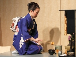 rituels et cérémonie du thé