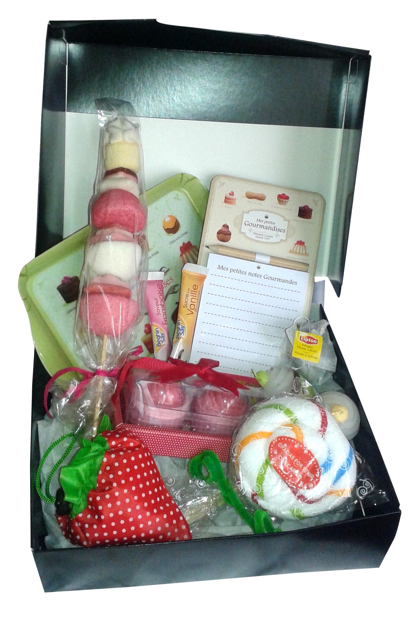 La Gourmandise Box