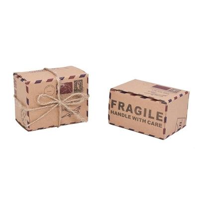 Mini Box à dragées By Plane