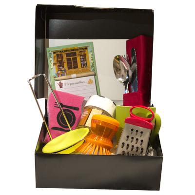 "La box ""Crémaillère"""