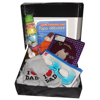 cadeau noel pour futur papa livre pr paration concours. Black Bedroom Furniture Sets. Home Design Ideas