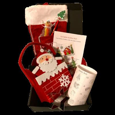 La Box Du Père Noël pour enfant