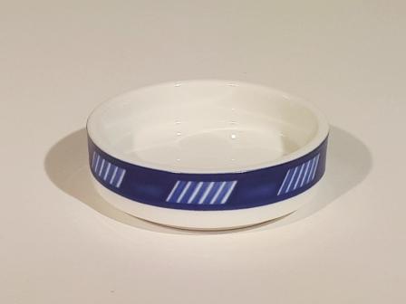 Coupelle Point Bleu PM 6,5cm