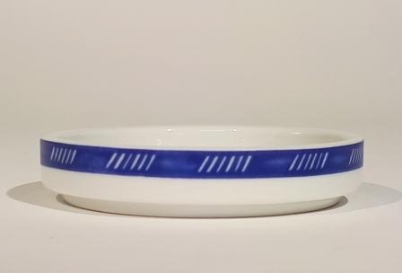 Coupelle Point Bleu GM 10cm