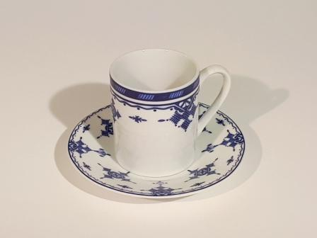tasse point bleu PM