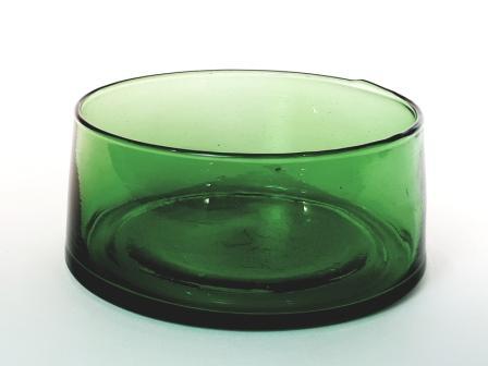 Saladier volcan vert